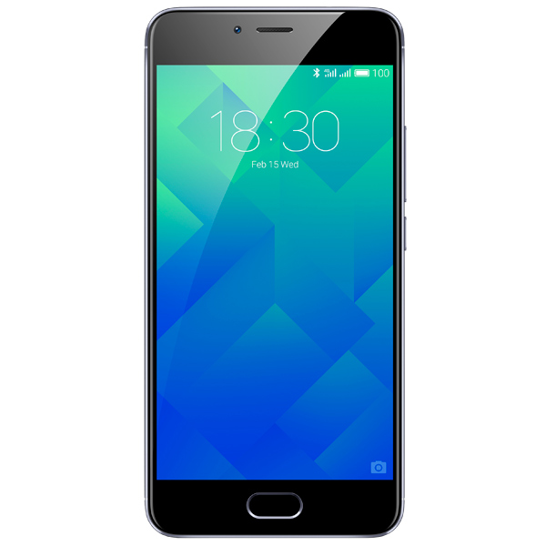 Смартфон Meizu M5s 16Gb Gray (M612H) смартфон meizu m5s 16gb gray