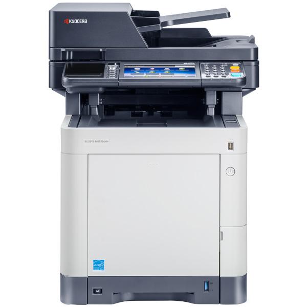 Лазерное МФУ (цветное) Kyocera Ecosys M6535CIDN цены онлайн