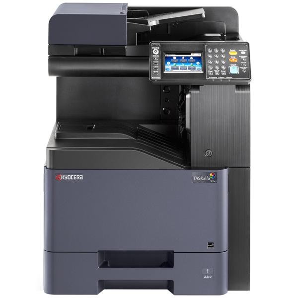 Лазерное МФУ (цветное) Kyocera TASKalfa 306ci