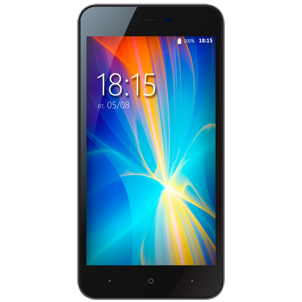 Смартфон BQ mobile Strike LTE Dark Gray Brushed (BQ-5044) пальто marc o'polo 411137043 811