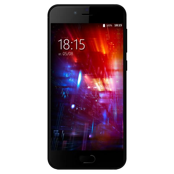 Смартфон BQ mobile Vision Black (BQ-5203) смартфон bq mobile vision black bq 5203
