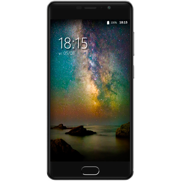 Смартфон BQ mobile Space Black (BQ-5201) аксессуар защитное стекло samsung galaxy s8 plus ainy full screen cover 0 2mm 3d trancparent