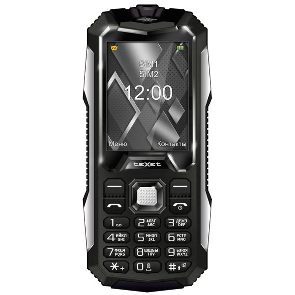 Мобильный телефон teXet TM-D427 Black