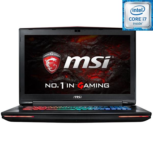 Ноутбук игровой MSI GT72 6QD-845XRU ноутбук msi gs43vr 7re 094ru phantom pro 9s7 14a332 094