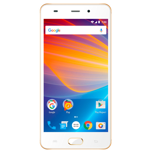 Смартфон Vertex Impress Lotus 4G Gold sony xperia c4