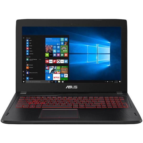 Ноутбук игровой ASUS FX502VM-FY248T ноутбук asus k751sj ty020d 90nb07s1 m00320