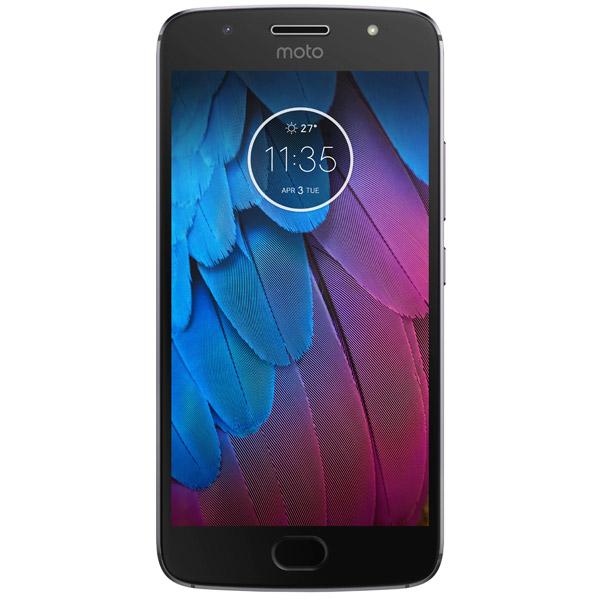 Смартфон Motorola MOTO G5S Lunar Gray (XT1794) смартфоны motorola motorola g5s xt1794 gold