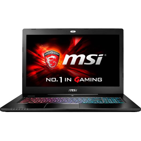 Ноутбук игровой MSI GS72 6QE-436RU ноутбук msi ge62 6qe 461ru apache pro