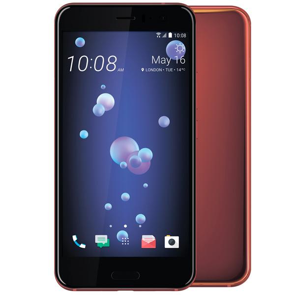 Смартфон HTC U11 64Gb Solar Red смартфон htc 10 evo 64gb gunmetal