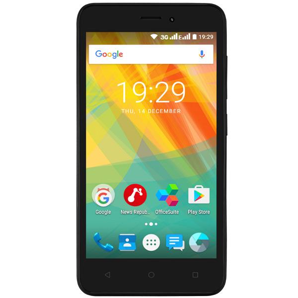Смартфон Prestigio Wize G3 Duo Black (PSP3510)