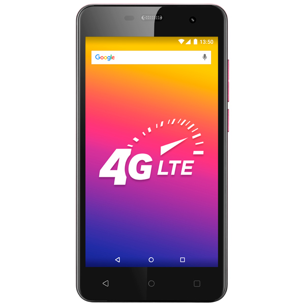 все цены на  Смартфон Prestigio Muze G3 Duo LTE Wine (PSP3511)  онлайн