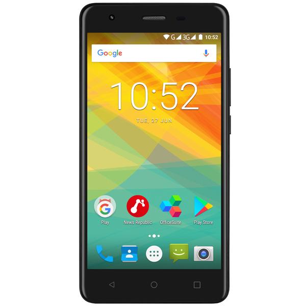 Смартфон Prestigio Muze H3 Duo Black (PSP3552) планшет prestigio muze 3708 3g pmt3708