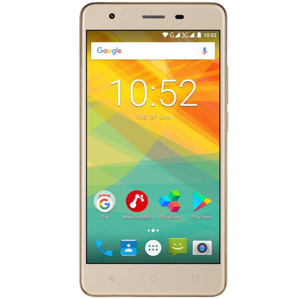 Смартфон Prestigio Muze H3 Duo Gold (PSP3552)