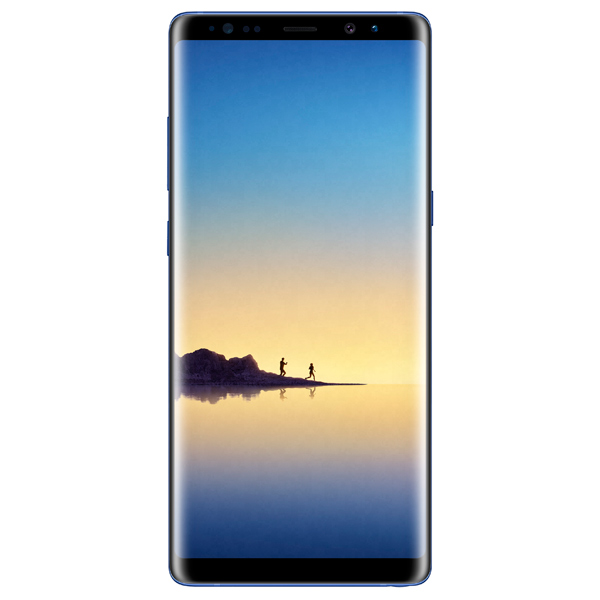 Смартфон Samsung GALAXY Note 8 64Gb Синий Сапфир