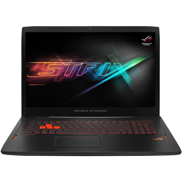 Ноутбук игровой ASUS ROG GL702VS-GC183T ноутбук asus rog g752vs core i7 7820hk 2 9ghz 64gb 2tb ssd2x256gb nv gtx1070 w10 home 90nb0d71 m07090
