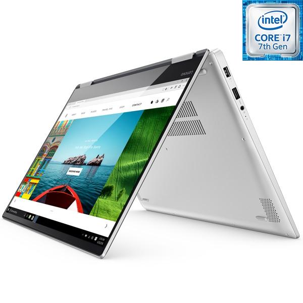Фото Ноутбук-трансформер Lenovo YOGA 720-15IKB (80X7002XRK) for lenovo yoga 720 13 3 15 6 inch tablet laptop sleeve case pu leather detachable cover 720 13 720 15 full protection