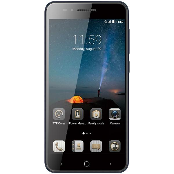 где купить Смартфон ZTE Blade A610C Dark Blue дешево