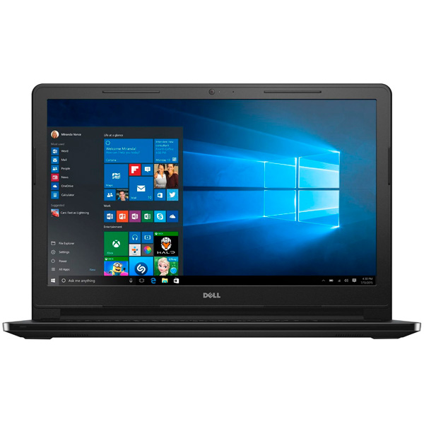 Ноутбук Dell Inspiron 3552-3072 ноутбук dell inspiron 5567 5567 1998 5567 1998