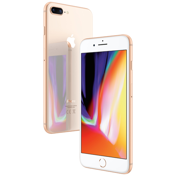 Смартфон Apple iPhone 8 Plus 64GB Gold (MQ8N2RU/A) купить apple iphone 5 64gb black gold