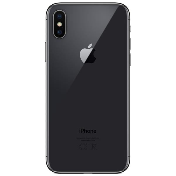 Смартфон Apple iPhone X 64GB Space Gray MQAC2RU/A второе фото