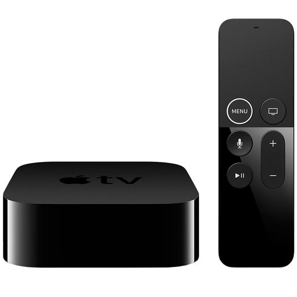 Телевизионная приставка Apple TV 4K 64Gb (MP7P2RS/A) чехол для asus zenfone 4 max zc554kl skinbox slim silicone накладка прозрачный