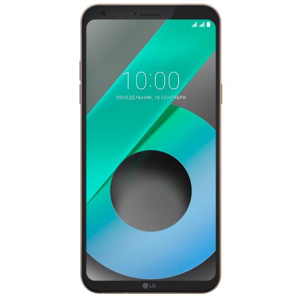 Смартфон LG Q6 Gold (M700AN) vivitek qimi q6 gold