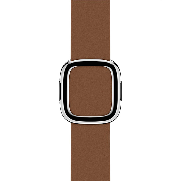 Ремешок Apple 38mm Brown Modern Buckle Medium (MJ552ZM/A)