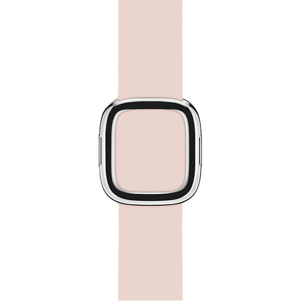 Ремешок Apple 38mm Pink Modern Buckle Medium (MJ582ZM/A)