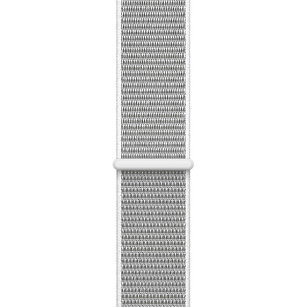 Ремешок Apple 38mm Seashell Sport Loop (MQVY2ZM/A) coteetci w6 luxury stainless steel magnetic watchband for apple watch series 1 series 2 38mm gold