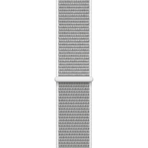 Ремешок Apple 38mm Seashell Sport Loop (MQVY2ZM/A) умные часы apple watch series 3 38mm grey space with black sport band mqkv2ru a