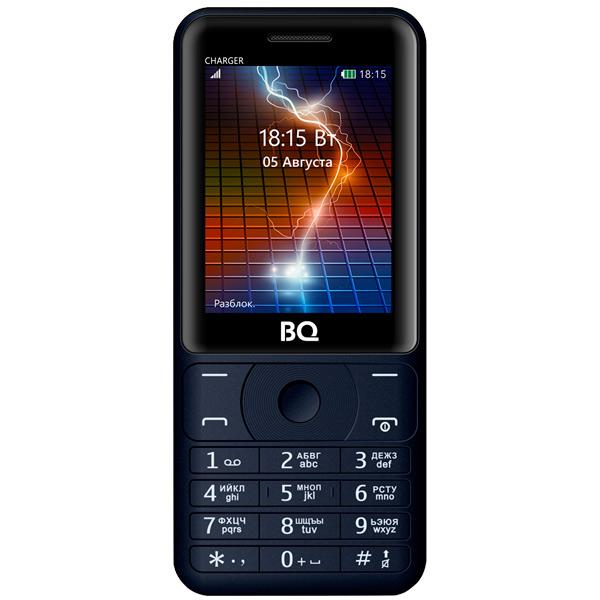 Мобильный телефон BQ mobile BQ-2425 Charger Dark Blue