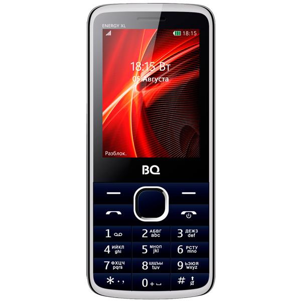 Мобильный телефон BQ mobile BQ-2806 Energy XL Dark Blue