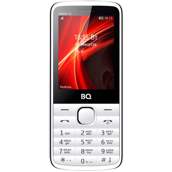 Мобильный телефон BQ mobile BQ-2806 Energy XL White китайский фонарик купить в г заречный