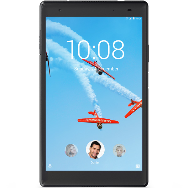 Планшет Lenovo Tab4 8 Plus TB-8704X 16Gb LTE Black (ZA2F0087RU) сотовый телефон lenovo k10 vibe c2 power k10a40 16gb black