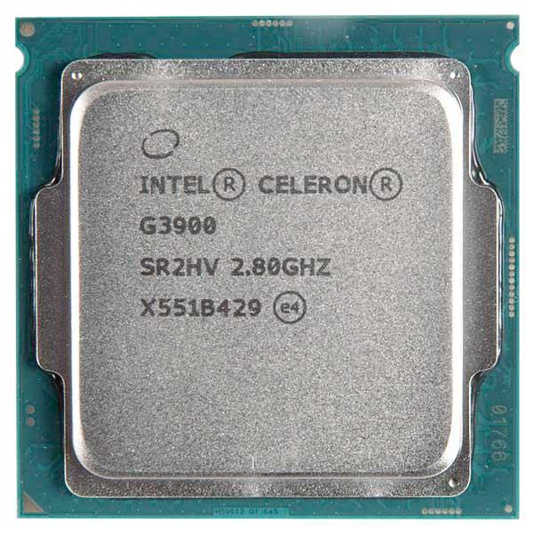 все цены на Процессор Intel Celeron G3900 2,80Ghz/2Mb Box (BX80662G3900SR2HV)