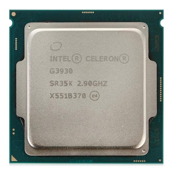 Процессор Intel Celeron G3930 процессор intel celeron g1610