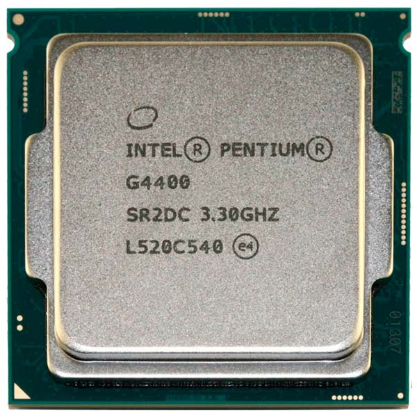 Процессор Intel Pentium G4400 компьютер dell optiplex 5050 intel core i3 7100t ddr4 4гб 128гб ssd intel hd graphics 630 linux черный [5050 8208]