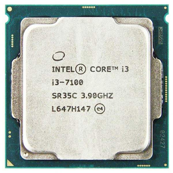 Процессор Intel Core i3-7100 процессор intel core i3 7100 3900mhz lga1151 l3 3072kb