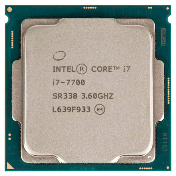 Процессор Intel Core i7-7700 компьютер hp prodesk 400 g4 intel core i5 7500 ddr4 8гб 1000гб intel hd graphics 630 dvd rw windows 10 professional черный [1jj50ea]