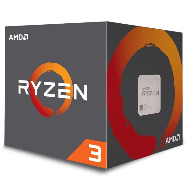 Процессор AMD Ryzen 3 1200 (YD1200BBAEBOX) процессор amd fx 8370 vishera 4000mhz am3 l3 8192kb fd8370frw8khk tray