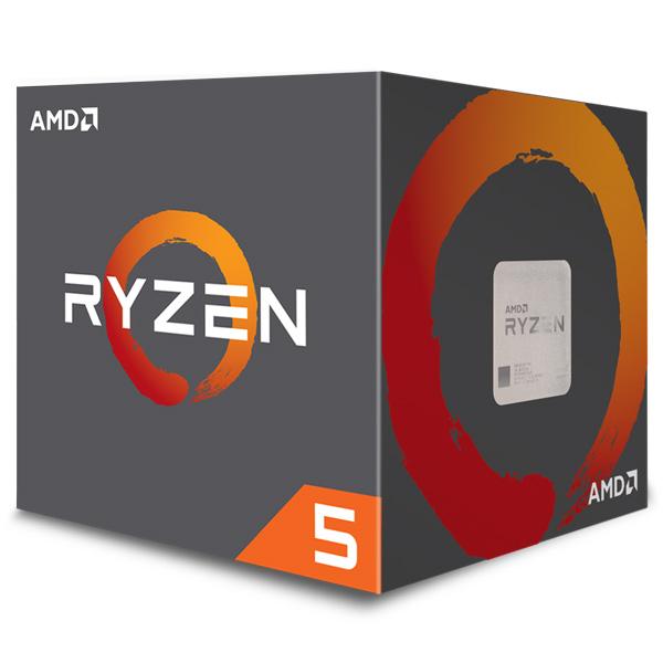 Процессор AMD Ryzen 5 1400 (YD1400BBAEBOX)