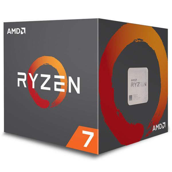 Процессор AMD Ryzen 7 1700 (YD1700BBAEBOX) процессор amd ryzen 7 1700x oem yd170xbcm88ae