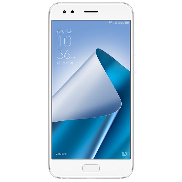 Смартфон ASUS ZenFone 4 ZE554KL 64Gb White (6B086RU) удлинитель universal у10 554 5m 554 05