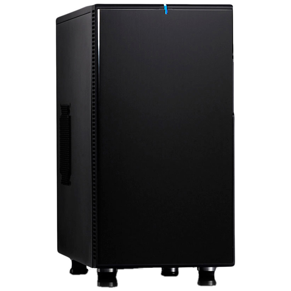 Корпус для компьютера Fractal Design Define Mini (FD-CA-DEF-MINI-BL) корпус matx fractal design define mini c tg mini tower без бп черный