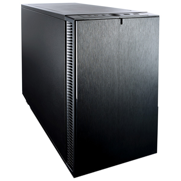Корпус для компьютера Fractal Design Define Nano S (FD-CA-DEF-NANO-S-BK-W) корпус matx fractal design define mini c tg mini tower без бп черный