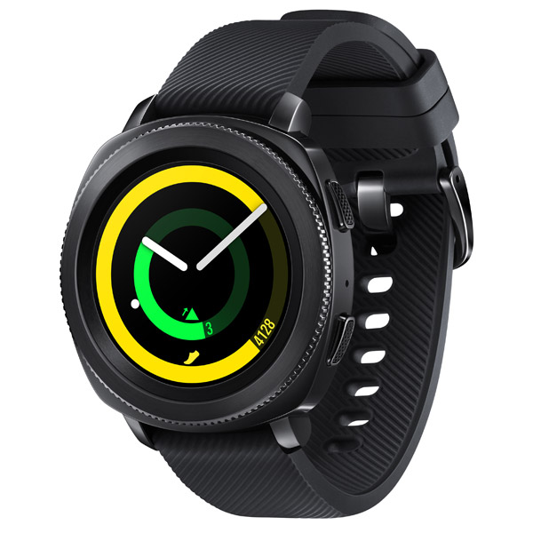 Смарт-часы Samsung Gear Sport SM-R600 Black умные часы samsung sm r7200zkaser gear s2 black