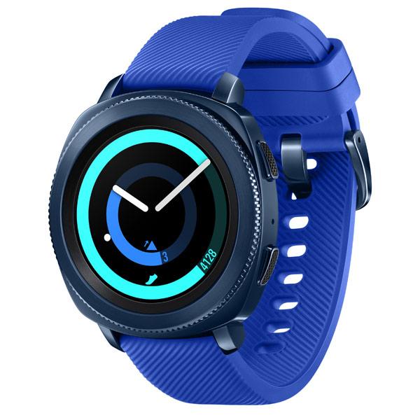 Смарт-часы Samsung Gear Sport SM-R600 Blue фитнес браслеты samsung ремешок для samsung gear fit