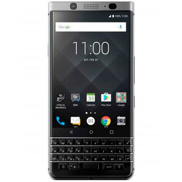Смартфон BlackBerry KEYone (BBB100-2) blackberry keyone 4гб 64гб серебристый смартфон