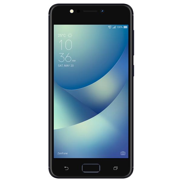 Смартфон ASUS ZenFone 4 Max ZC520KL 16Gb Black (4A032RU) аксессуар чехол asus zenfone 4 max zc520kl neypo soft touch black st3325