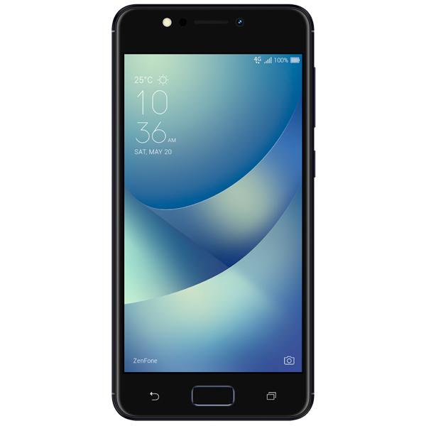 Смартфон ASUS ZenFone 4 Max ZC520KL 32Gb Black (4A104RU) аксессуар чехол asus zenfone 4 max zc520kl neypo soft touch black st3325